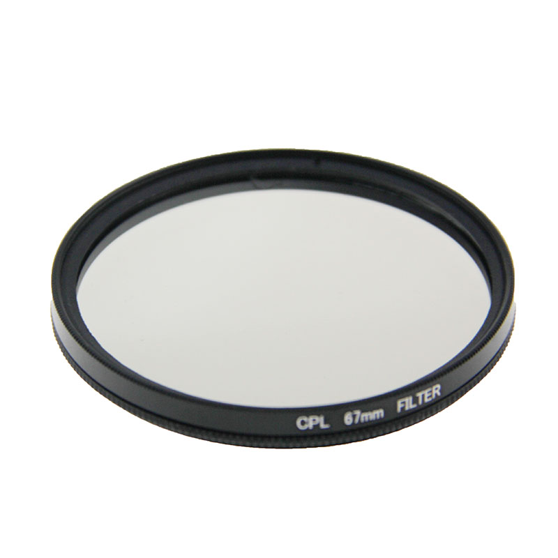 UV-FLD CPL ZAK Filter Set Lens Beschermen 49/52/55/58/62/67/72 / 77mm - Camera en foto - Foto 3