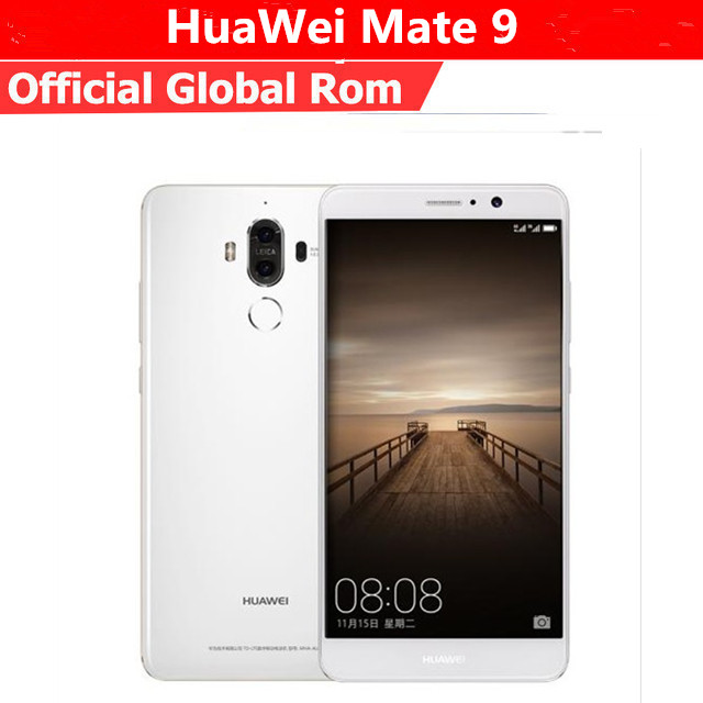 Huawei Hisilicon Kirin 960/mate 6GB 128GB 4G LTE GSM/WCDMA/LTE NFC Quick Charge 3.0 Bluetooth