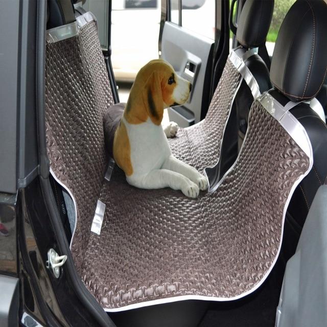 Hangmat Te Koop.Hot Koop Quilten Katoen Lederen Hangmat Hond Autostoel Cover Mat