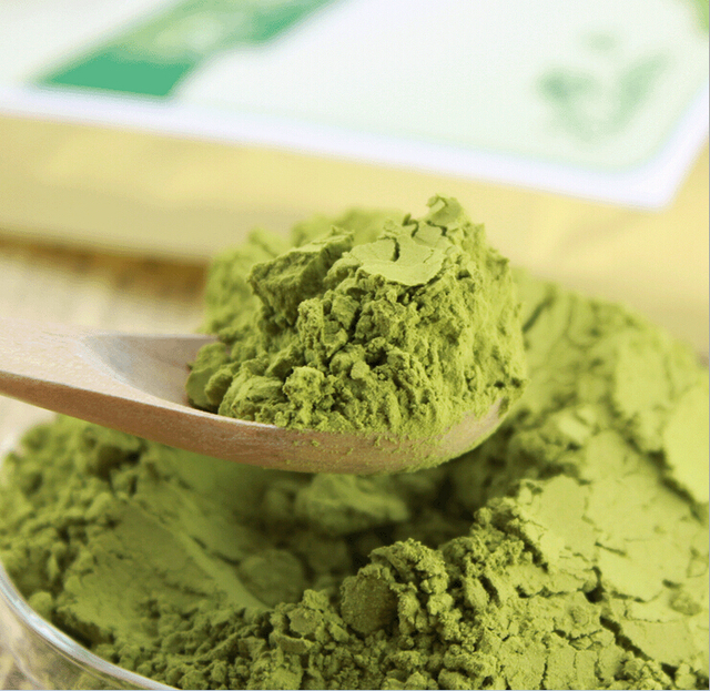 100g Authentic matcha powder Top class green tea powder pure natural organic To help beautiful slimming and young