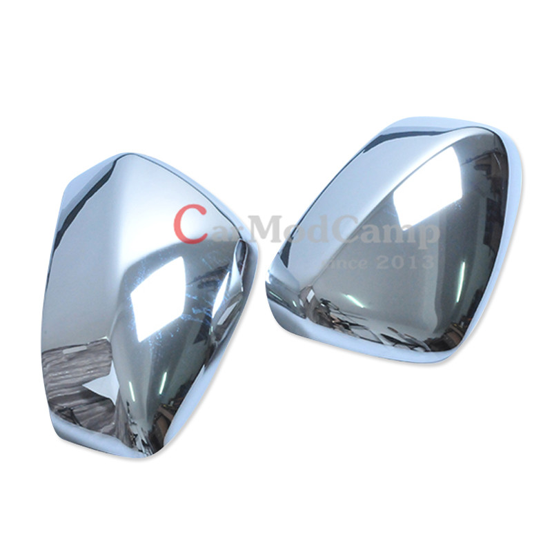 Chrome ABS Side Rear View <font><b>Mirror</b></font> Wing Cover Trims 2pcs For Mazda CX5 CX-5 2012 2013 2014 Car Accessories Styling!