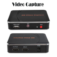 280HB HDMI Video Capture HD Game Capture Card 1080P One Click Video Recorder for Xbox 360 Xbox One/ PS3 PS4 WiiU No PC Enquired