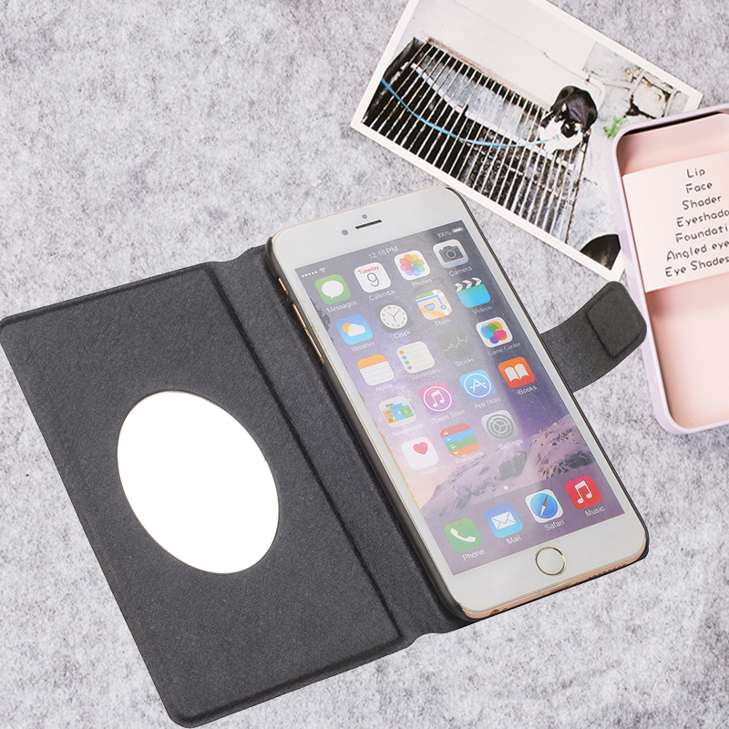 Mirror Blackberry Z10 4 2 PU Leather Retro Flip Cover Magnetic Cases  Blackberry Z10 Accessories