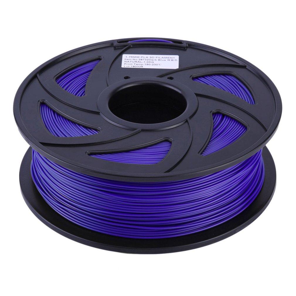 3D Printer PLA Filament 1.75mm 1KG 2.2LB Premium Material Spool Roll Pink Color