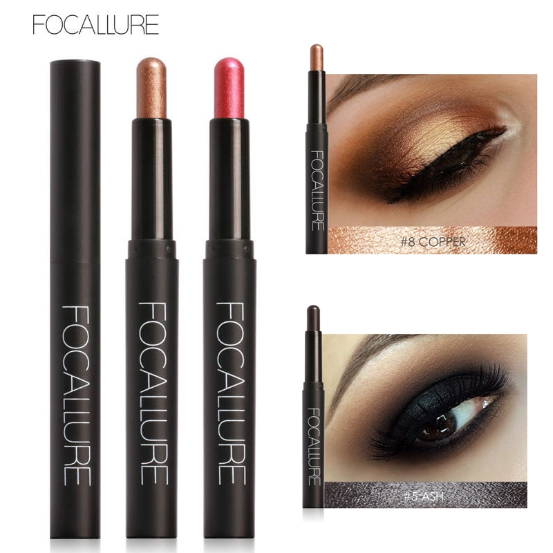 Eye Shadow Beauty & Health Honest Focallure 30 Colors Eyeshadow Pallete Glitter High Pigment Eye Makeup Easy To Wear Waterproof Eye Shadow To Have A Unique National Style