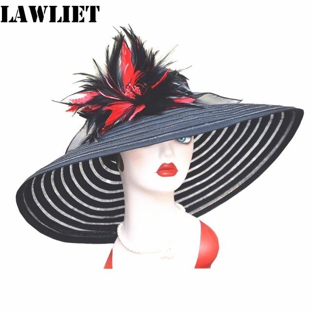A350 de Verano Las Mujeres Sombrero de Sol de Moda de Poliéster Y  protección uv sombrero. Sitúa el cursor encima para ... a4b5c52e312