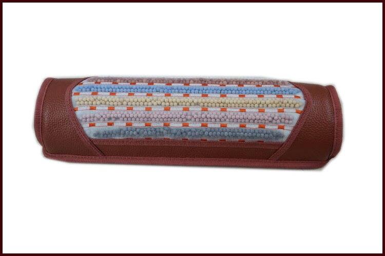 Jade Pillow Thermal Massage Pillow Bamboo Carbon Fiber Cushion Jade Cushion Pillow Free Shipping hot selling free shipping bone shape massage pillow relax car massage pillow