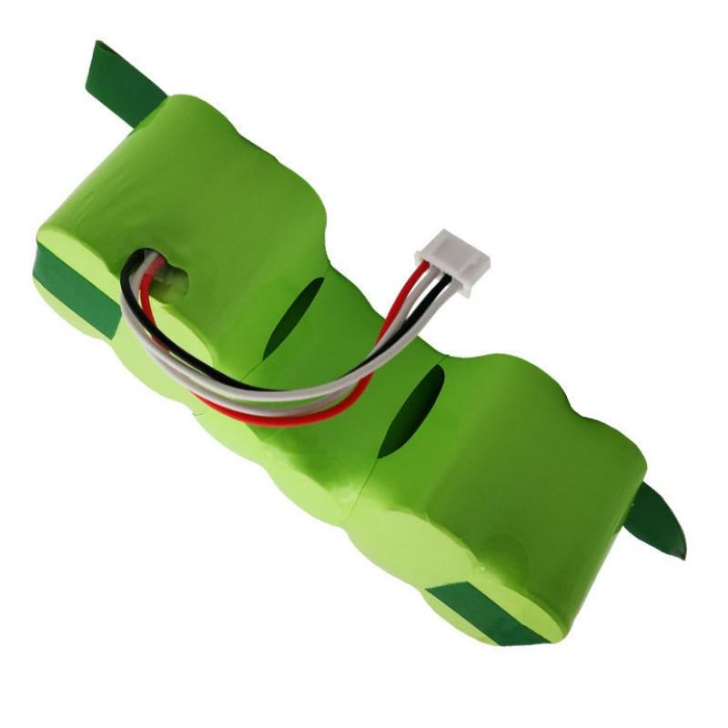 Vente chaude 12 V 3500 mAh batterie de remplacement pour Ecovacs DD35 DG710 DG716 aspirateur remplace NI-MH haute qualité