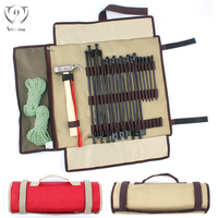 2018 Wnnideo Outdoor Camping Accessory Tools Nails Pegs Storage New Hiking Picnic