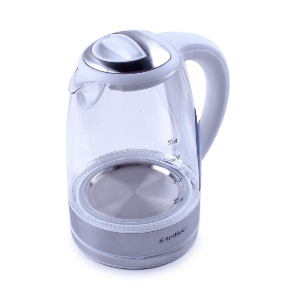 Electric kettle Endever Skyline KR-300G toblerone triangle toblerone tiny 300g