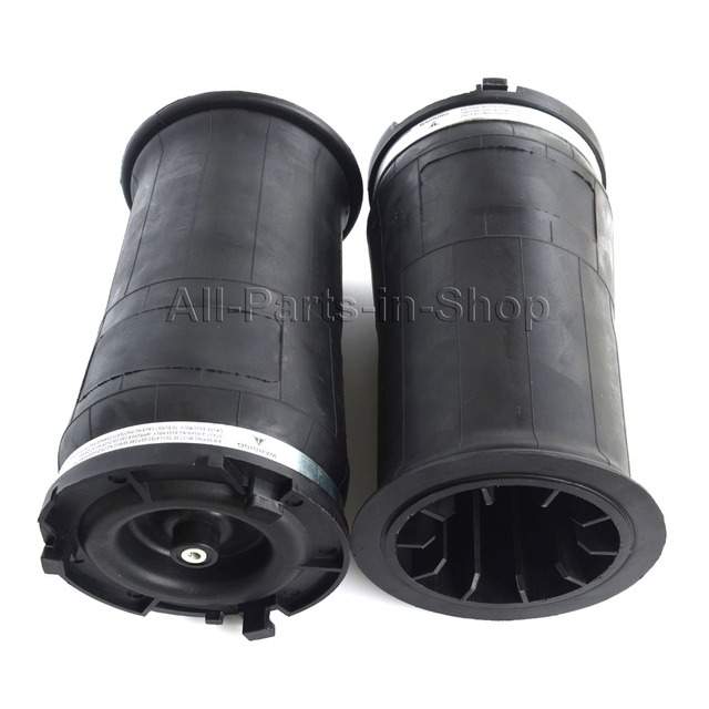 AP02 US livraison gratuite, 15938306 arrière gauche + droit Suspension pneumatique sac à ressort pneumatique pour marteau H2 2002-2015 paire