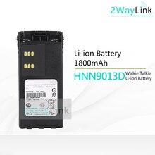 HNN9013D Battery Li ion Compatible with GP340 GP380 GP640 GP680 HT1250 HT750 GP328 PRO5150 MTX850 PR860 Radios 1800mAh 2100mAh