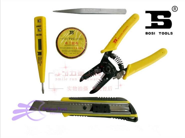 15pcs Elettronica per la casa Kit di strumenti di riparazione Rete - Set di attrezzi - Fotografia 3
