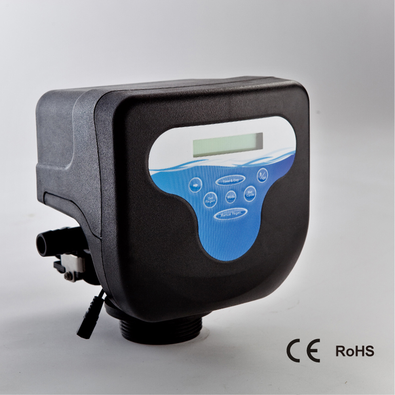 Coronwater Water Softener Automatic Control Valve D-SMM Electronical Meter Regeneration ROHS CE