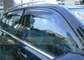 For Mercedes-Benz GLK 260 300 350 2013 2014 Window Visors Awnings Wind Rain Deflector Visor Guard Vent 4pcs / set