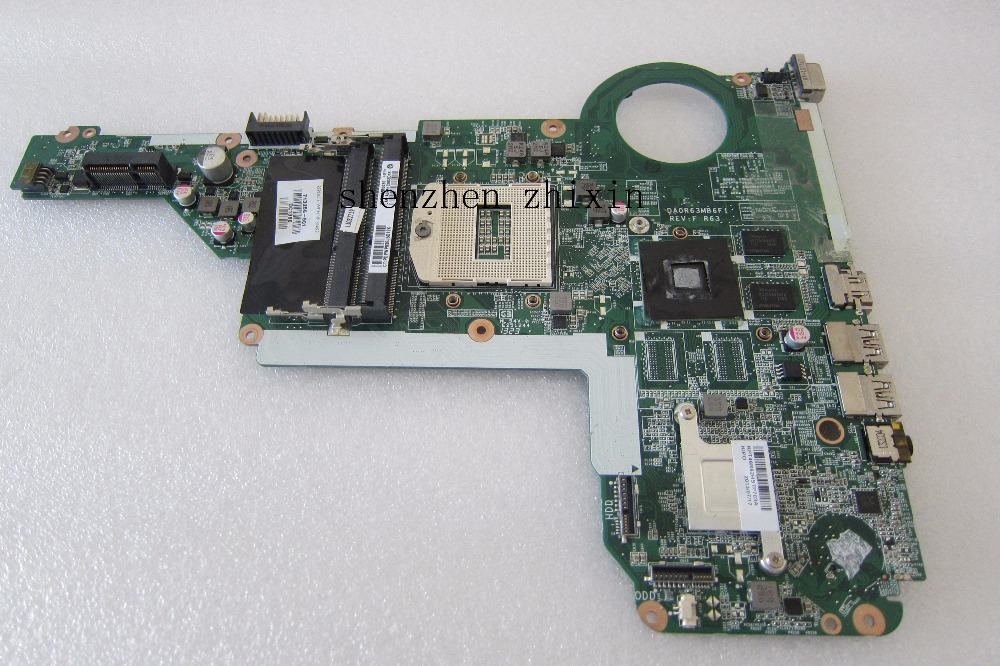 713256-501 713256-001 for HP pavilion 15 15-e series motherboard HM86 2G DDR3 pga947 DA0R63MB6F1 REV :F R63 100% Tested working