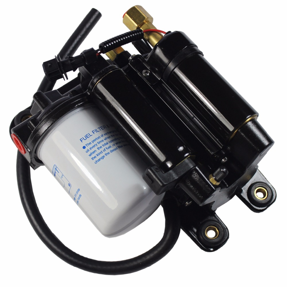 hight resolution of free shipping king way electric fuel pump assembly for volvo penta marine 21608511 21545138 5 7 5 0 4 3