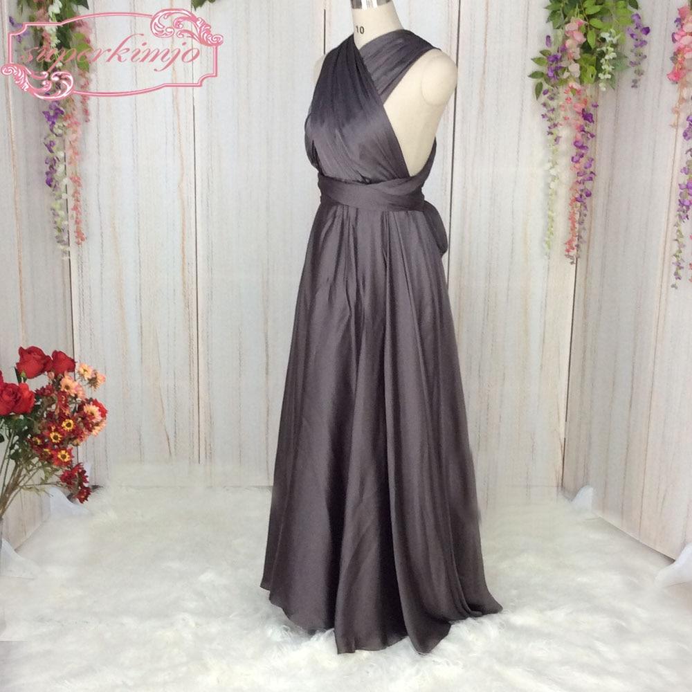 SuperKimJo Wedding Party Dresses 2018 Vestido De Madrinha Halter ...