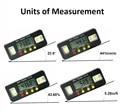 Цифровой Угол finder транспортир электронный уровень коробка 360 градусов Цифровой Инклинометр Угол измерительный инструмент с магнитами порт...