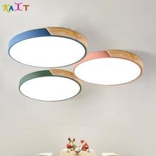 KAIT multiple colour Led Ceiling Lights Living Room Light Fixture Restaurant Lamps