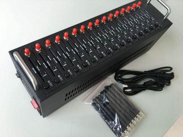СЬЕРРА SL6087 модуль 16 портов модемного пула, 900/850/1800/1900 мГц