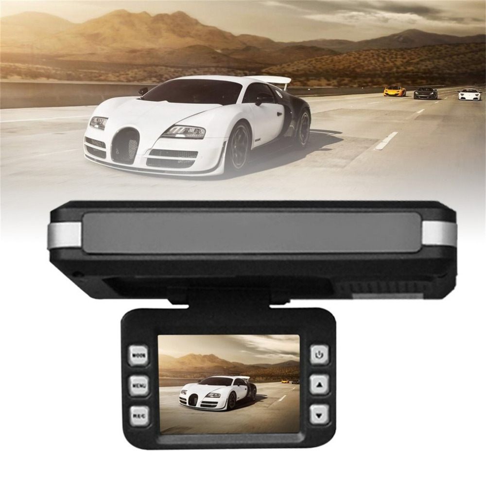 цены  2 in 1 Car DVR Radar Dash Cam Laser Video Speed Detector Night Vision Radar Detection GPS Car Camera Record LED Display