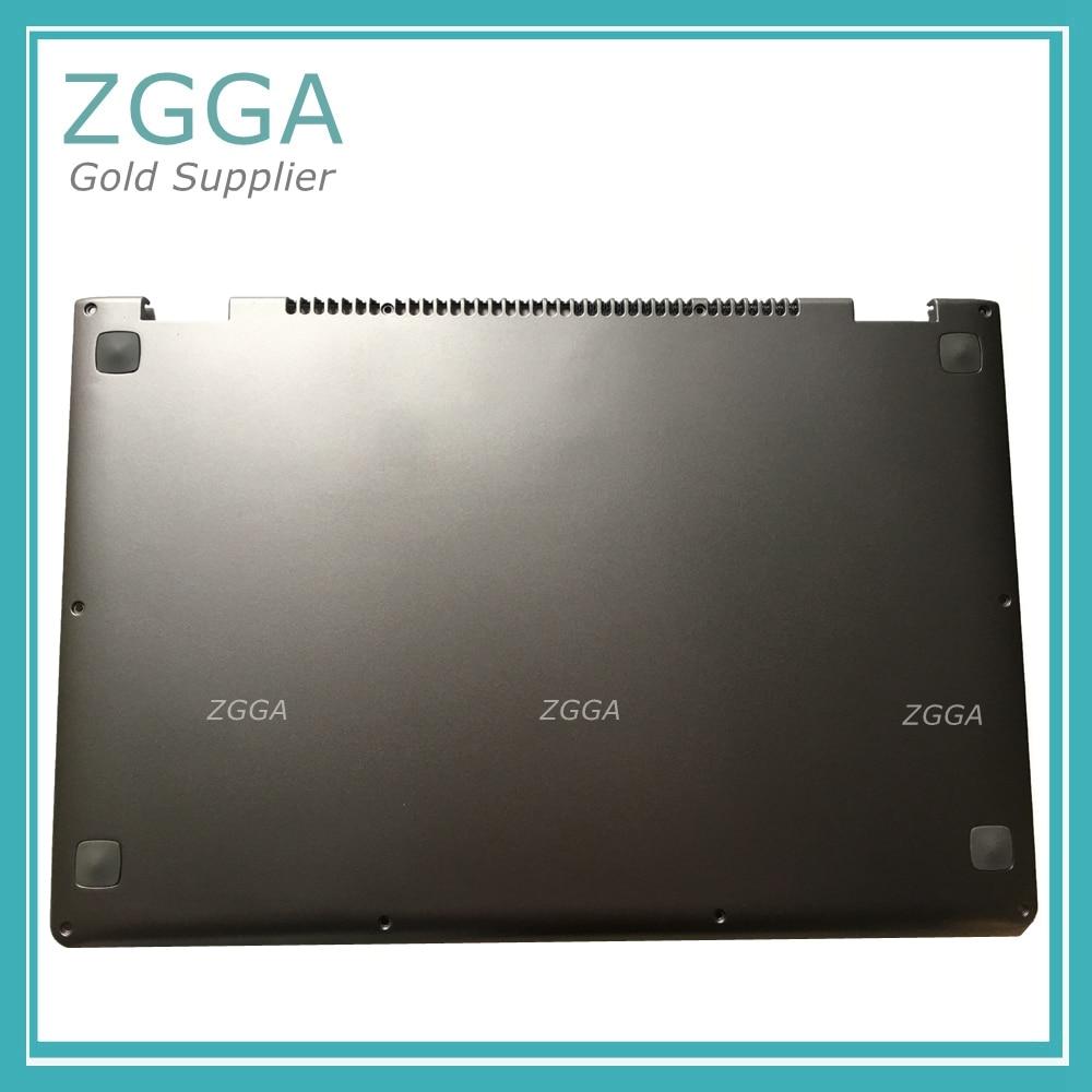 D'origine Minuscules Base Shell Nouveau Pour Lenovo IdeaPad Yoga 13 Ordinateur Portable Couvercle Inférieur Argent W/Haut-Parleur Antenne 11S30500171 73041039