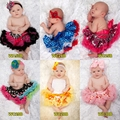 Un tamaño - bebés Pettiskirts satén - zebra, leopardo, lunares, rose, chevron, mariposa, estrellas, corazón - 34 estilos