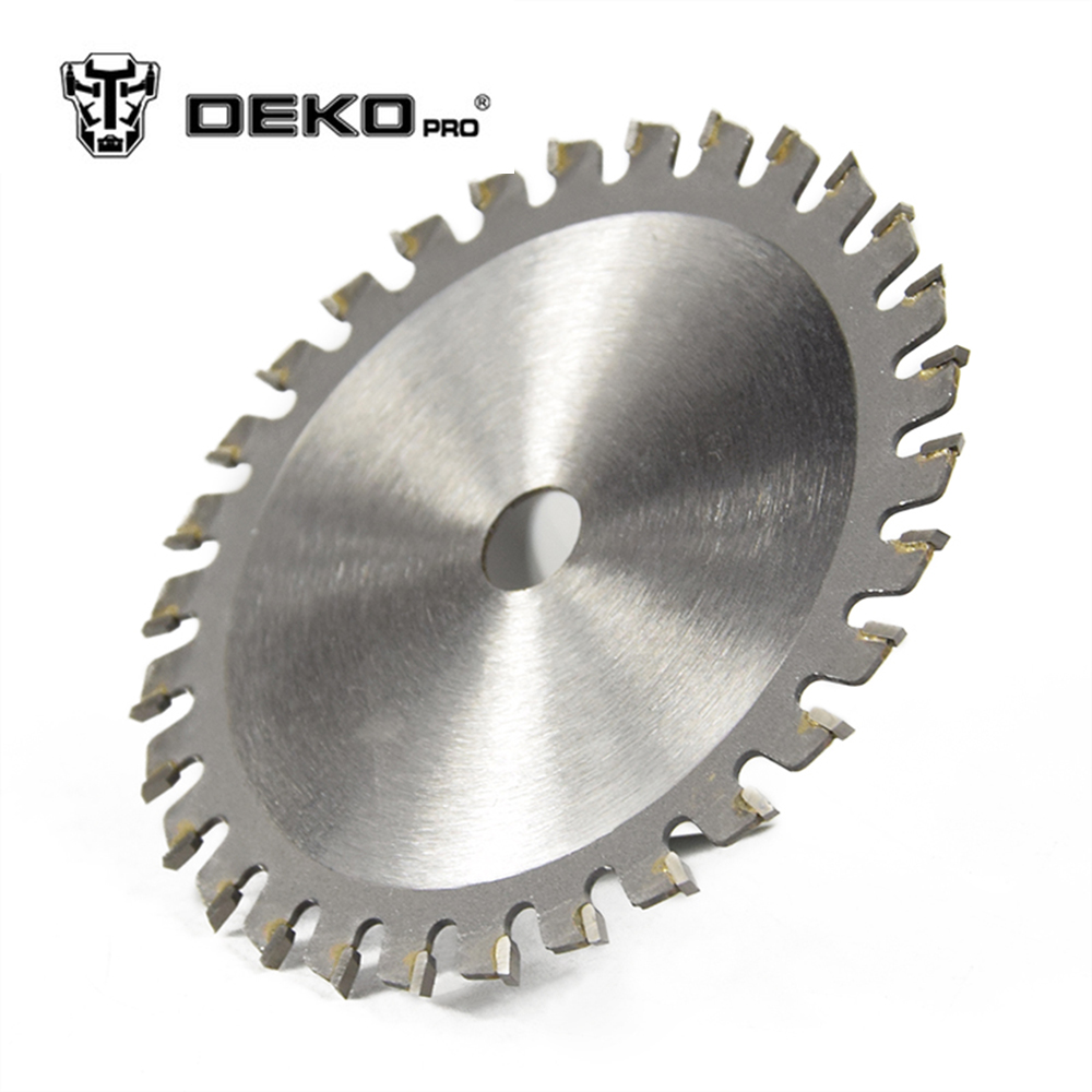 DEKOPRO Circular Saw Blades In Saw Blades For Cutting Wood And Metal Home DIY Tool Accessories