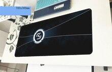 SK gaming геймерский коврик для мыши дешевый 700x300x3 мм игровой коврик для мыши большой ноутбук аксессуары ноутбук padmouse эргономичный коврик