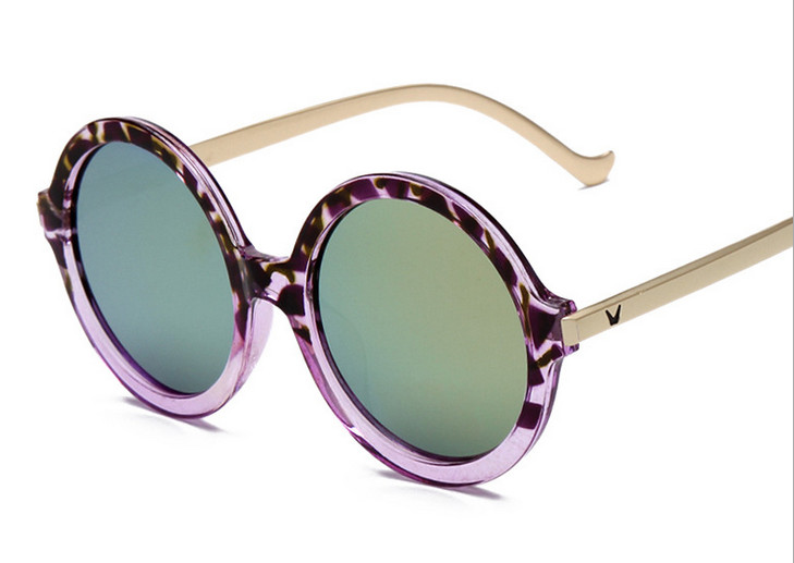 Thin Framed Fashion Glasses : retro sunglasses women brand designer.Metal thin legs ...