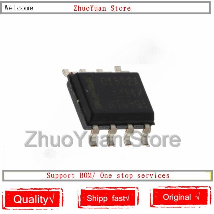 1PCS/lot New Original OPA1602AIDR OPA1602AID O1602 OPA1602 SOP8 IC Chip