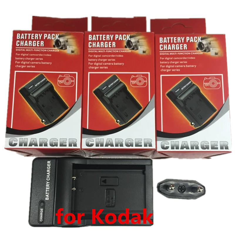 KLIC-3000 KLIC3000 Lithium battery <font><b>charger</b></font> NP80 for <font><b>Kodak</b></font> DC-4800, DC4800 Zoom, DC4800Zoom <font><b>Camera</b></font> battery <font><b>charger</b></font>