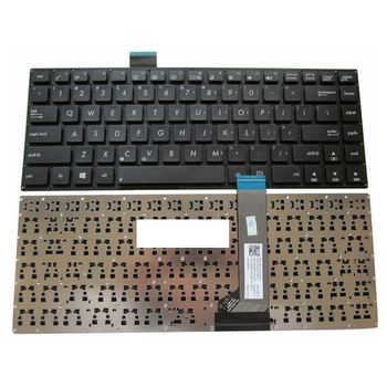 Сменная Клавиатура для ноутбука ASUS X402C S400CB S400C X402 S400 F402C V451L, черная, английская