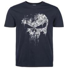 2016 streetwear Punisher Crâne hip hop Souper Hero t chemises hommes T-Shirt tops t-shirts top brand slim vêtements mma pp crossfit(China (Mainland))