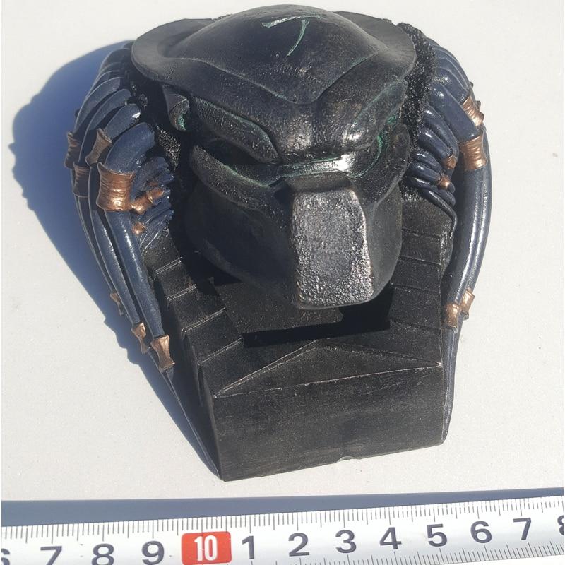 Predator Alien Boyfriend Resin 1pcs Ashtray Painting Can-Moved Gift VS AVP Finish Best