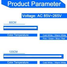 10pcs LED T8 Tube milky cover 10W 600MM / 18W 1200MM AC85-265V 2ft Warm Cold White SMD2835 led fluorescent T8 LED tube lamp neon