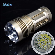 Bicycle Light Cycling Head Front Light XM L LED Bicycle Bike Front Head Light Flashlight Torch
