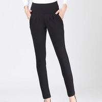 Plus Size Pants Autumn Mm200 Legging Trousers Plus Size Plus Size Pants Harem Pants