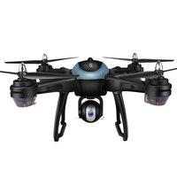 1080 P Wi Fi FPV системы камера двойной gps Quadcopter gps г Радиоуправляемый Дрон 2,4 Auto Return Follow Me режим фиксированной точки Летающий нести рюкзак