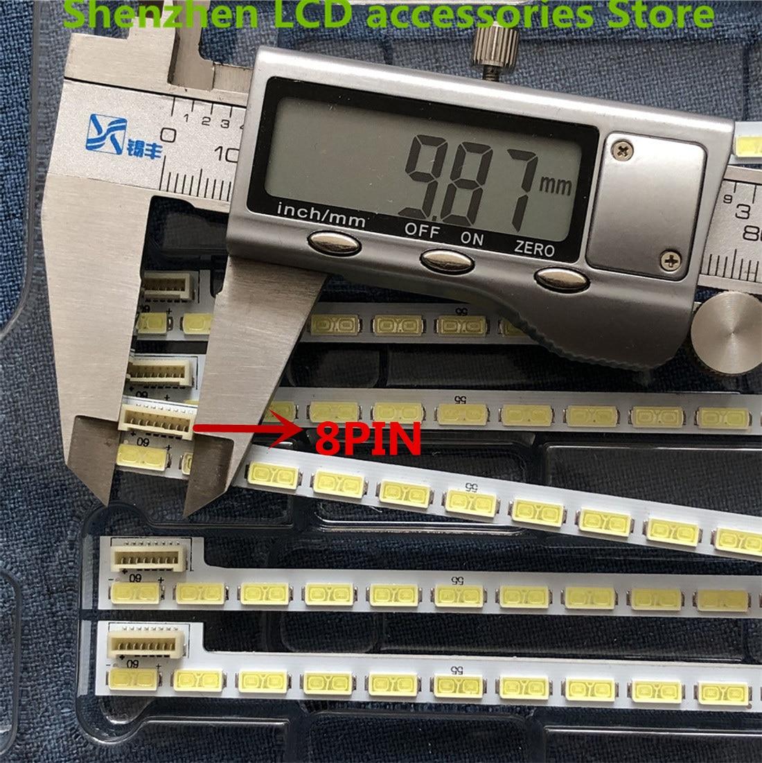 New 60LED 525mm LED Backlight Strip For LG 42LS570T T420HVN01.0 74.42T23.001 7030PKG 60ea 42LS5600 42LS560T 42LS570S 42LS575S