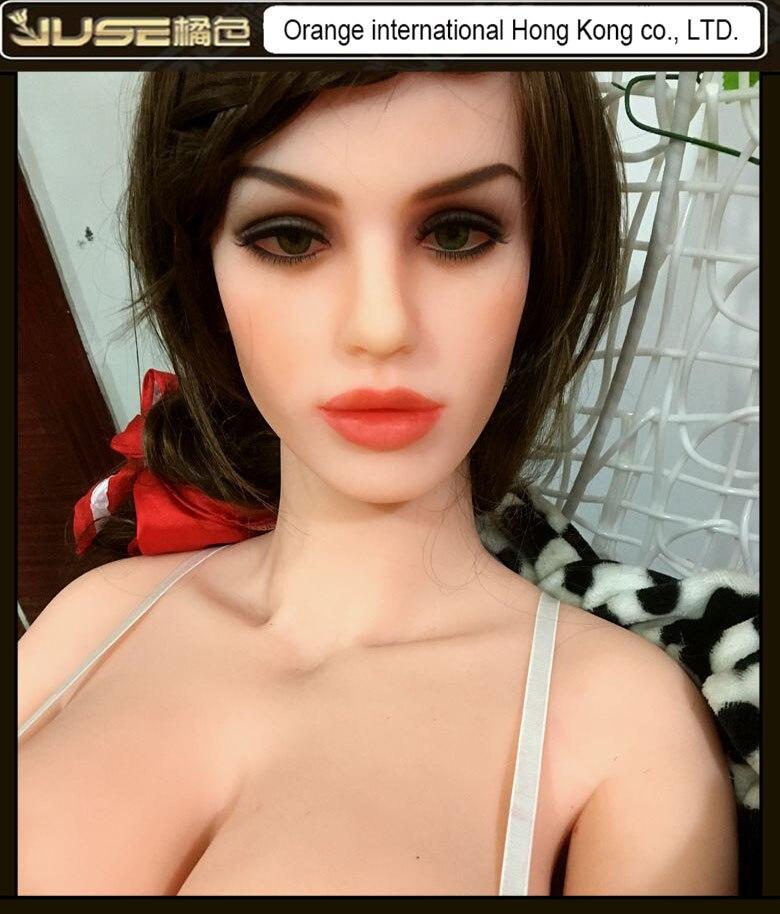 2016 NEW HOT oral font b sex b font font b doll b font head Jolie