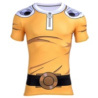 Hot New TV Anime One Punch Man Cosplay Saitama T Shirt One Punch Man Tee Shirts