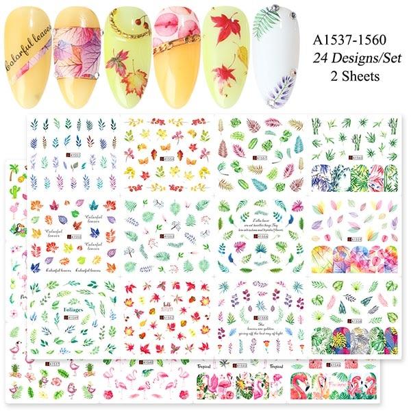 A1537-1560 2sheets