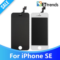 5PCS LOT Grade AAA Original LCD Display For IPhone SE 5S LCD Digitizer Touch Screen No