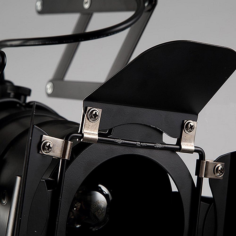 Արվեստի լամպ լուսային ռետրո - Ներքին լուսավորություն - Լուսանկար 6