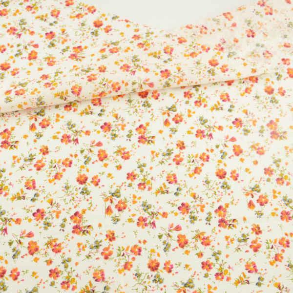 100% tkanina bawełniana kwiatowe wzory lalka patchworkowa Scrapbooking tekstylia domowe szycie odzieży metr ćwiartka Telas Tecido CM