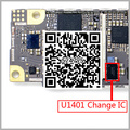 5 unids/lote para iphone 6 6 plus u1401 usb cargador de carga de control ic chip de 35 pines