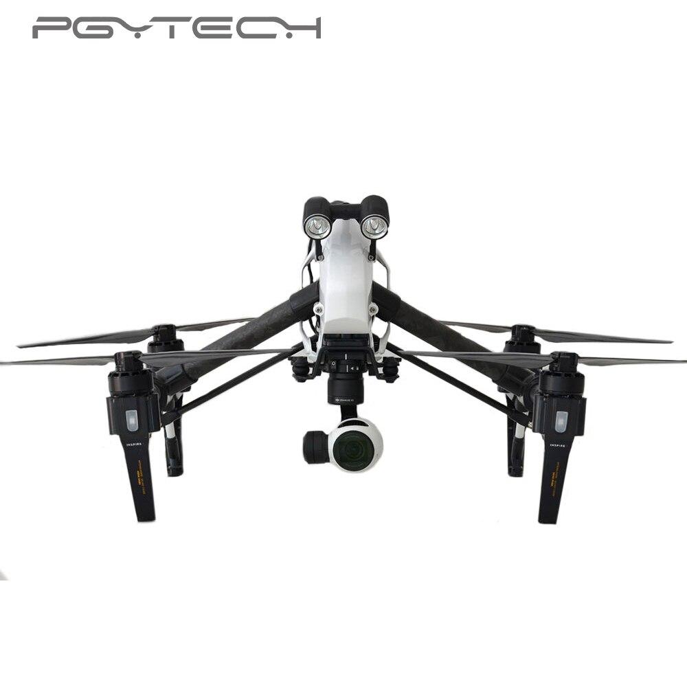 Pgytech Drone Light For Dji Inspire 1 2 Headlamp Led