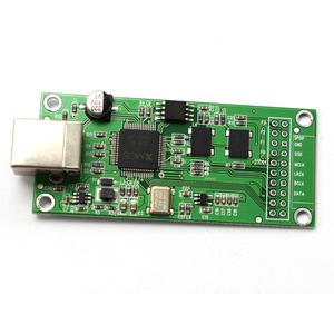 Image 5 - I2S Input Digital Audio Interface U8 XU208 XMOS USB SITIME Crystal Upgrade Asynchronous Amanero Module for Decoders C6 006